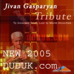 Jivan Gasparian: Tribute To Innocent Souls Lost To World Atrocities